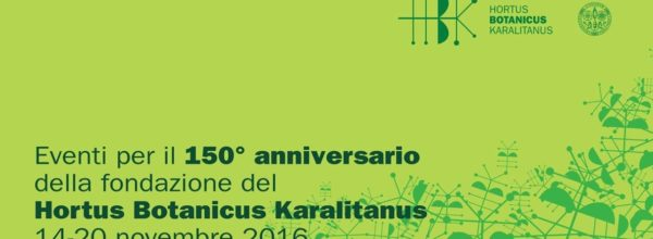 RES MARIS participates in the events of the 150th anniversary of the Botanical Garden